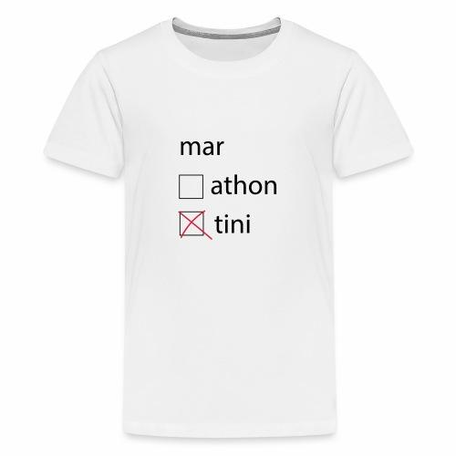 martini - T-shirt Premium Ado
