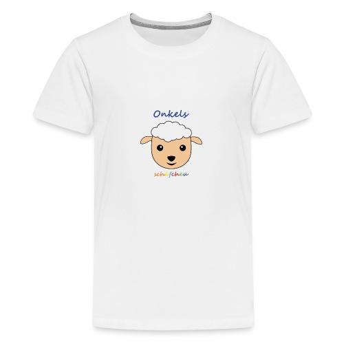 Onkels Schäfchen - Teenager Premium T-Shirt