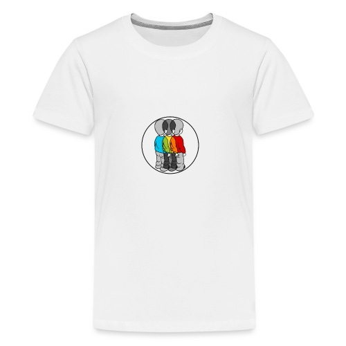 Roygbiv - Teenage Premium T-Shirt