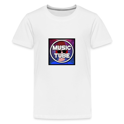Music Tube - Teenage Premium T-Shirt