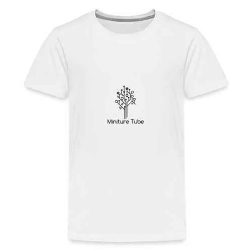 IMG 0401 - Teenage Premium T-Shirt