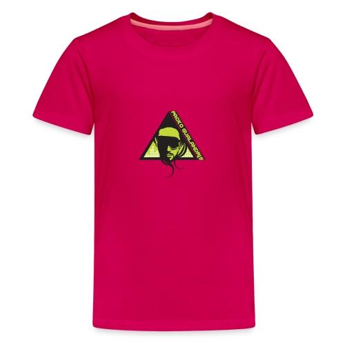 PACKO LOGO 2017 RGB PNG - Teenage Premium T-Shirt