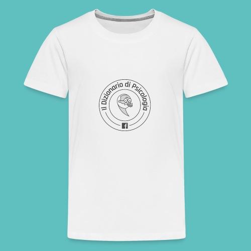 Il Dizionario Di Psicologia - Maglietta Premium per ragazzi