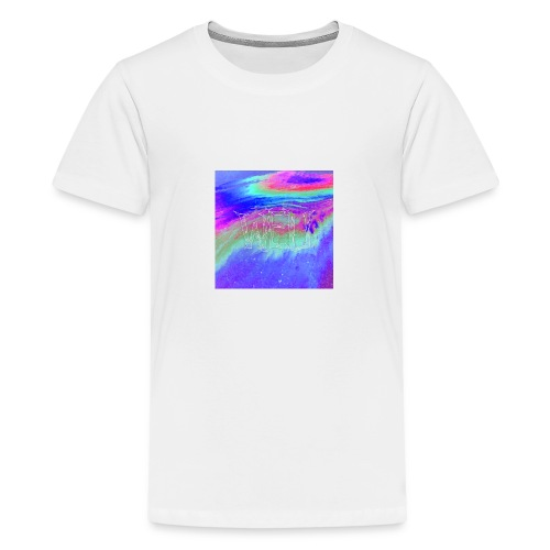 Oil & Water - WEU - Teenage Premium T-Shirt
