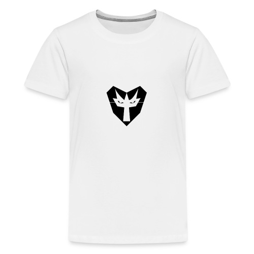 trans png - Teenager Premium T-shirt