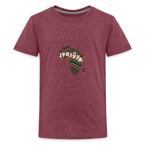 Africa - Ifriqya - T-shirt Premium Ado