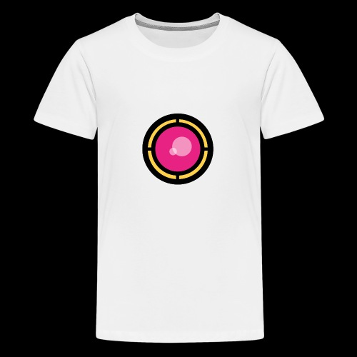 Eye of Phantom - Teenage Premium T-Shirt
