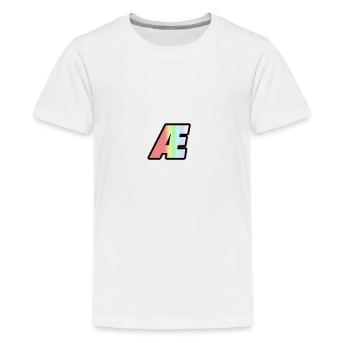Airo Soxtan logo - Teenage Premium T-Shirt