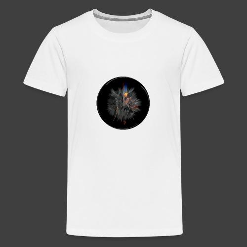 Some greys some colors - Teenage Premium T-Shirt