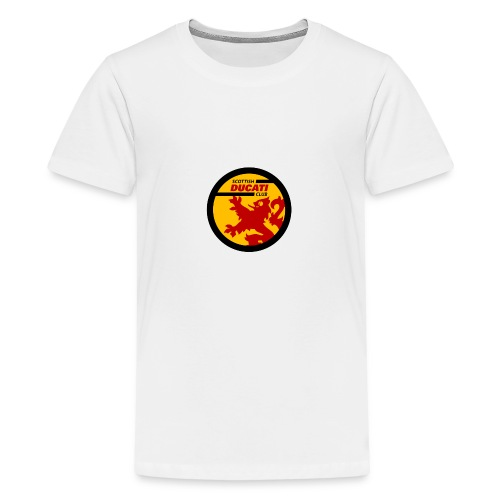 GIF logo - Teenage Premium T-Shirt