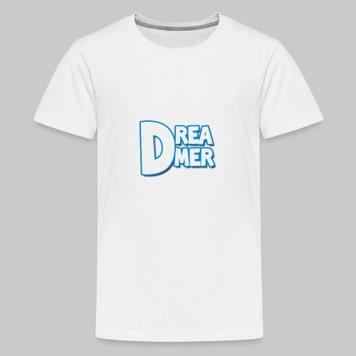 Dreamers' name - Teenage Premium T-Shirt