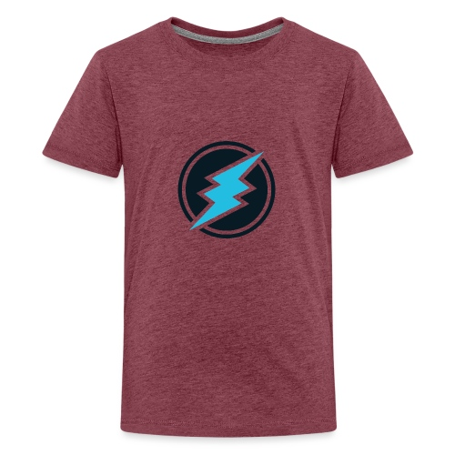 ETN logo - Teenage Premium T-Shirt