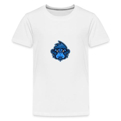 Angry Monkey - Teenager Premium T-Shirt