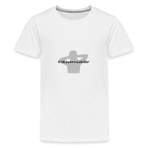 Keksvernichter - Teenager Premium T-Shirt