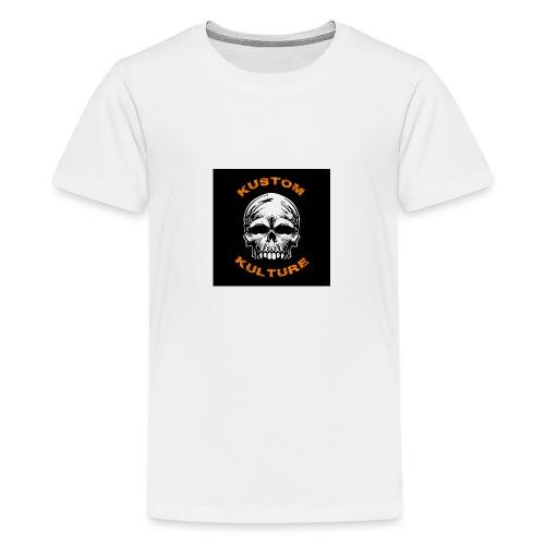 Sans Maxilaire - T-shirt Premium Ado