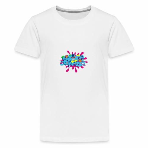 SpaceOkayR - Teenager Premium T-Shirt