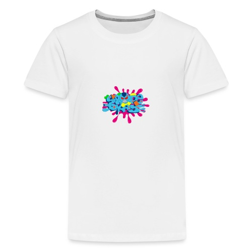 SpaceOkayR - Teenager Premium T-Shirt