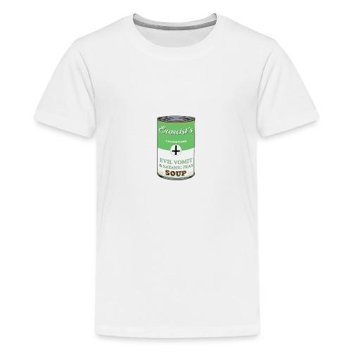 Exorcist's soup - T-shirt Premium Ado