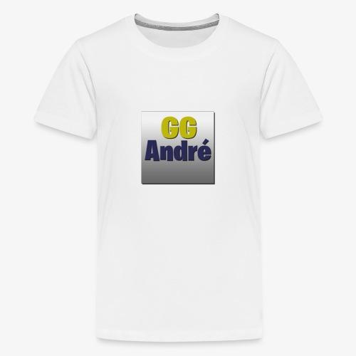 GG andre2 - Premium T-skjorte for tenåringer