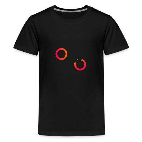Simulator Radio - Teenage Premium T-Shirt