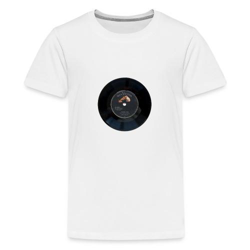 Schallplatte von 1956 - Elvis - Teenager Premium T-Shirt