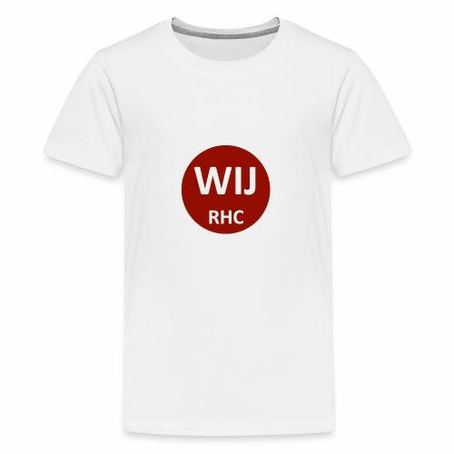 WIJ RHC - Teenager Premium T-shirt