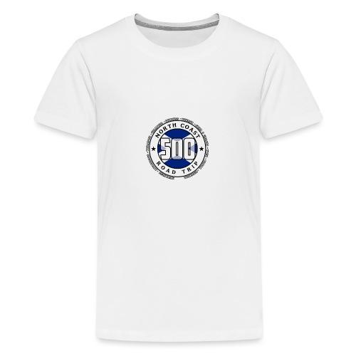 NC500 North Coast 500 Gifts - Teenage Premium T-Shirt