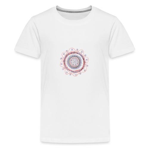 Details - Teenage Premium T-Shirt