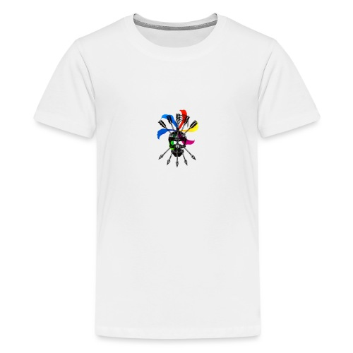 Blaky corporation - Camiseta premium adolescente