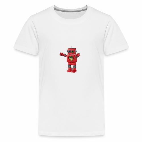 Brewski Red Robot IPA ™ - Teenage Premium T-Shirt