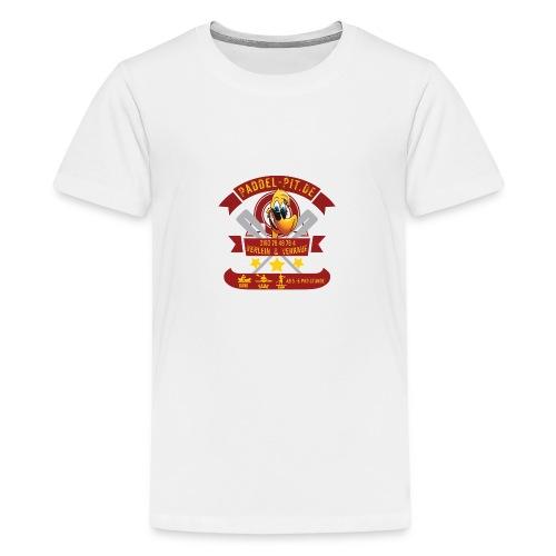 Paddel Pit - Teenager Premium T-Shirt
