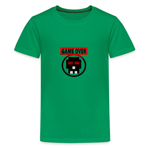 Game over - Teenager Premium T-Shirt