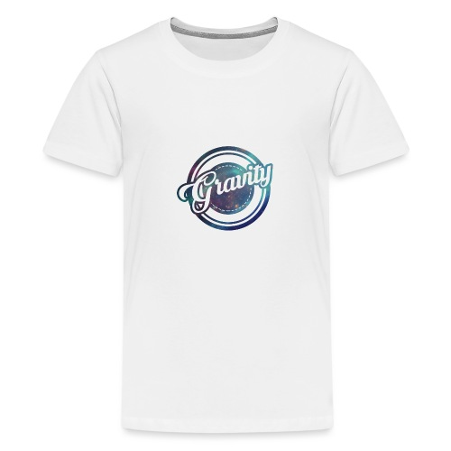Spherical Gravity - Teenage Premium T-Shirt