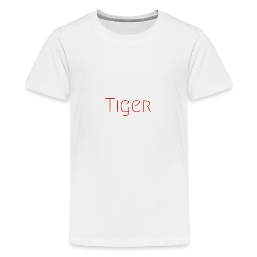 Tiger - T-shirt Premium Ado