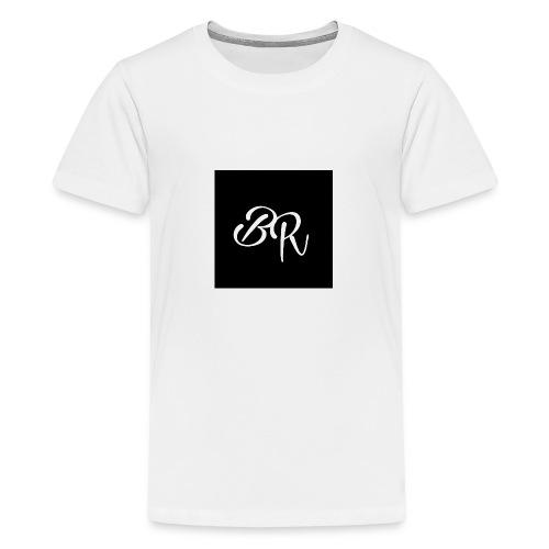 Logo262 - Teenager Premium T-Shirt