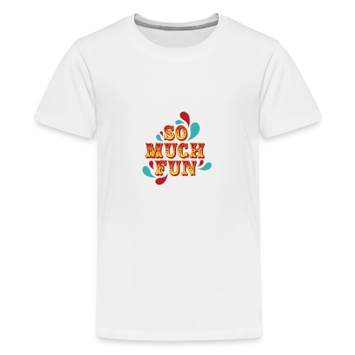 FUN - T-shirt Premium Ado