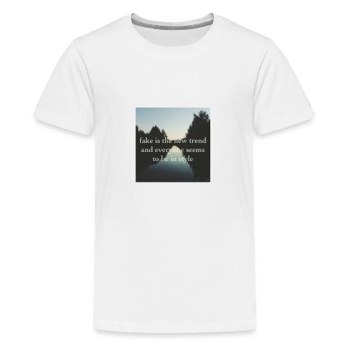 323DC2B5 C65E 4722 8C42 85D11EC4A19A - Premium-T-shirt tonåring