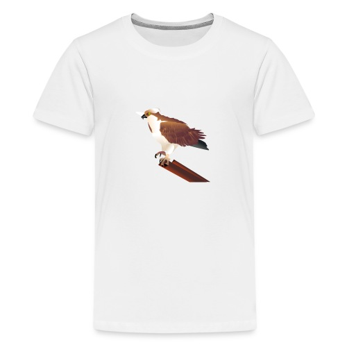 Bird - Teenage Premium T-Shirt