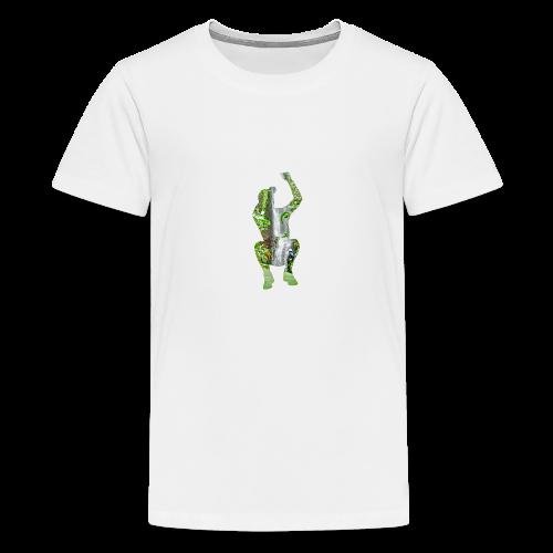 Jump into Adventure - Teenager Premium T-Shirt