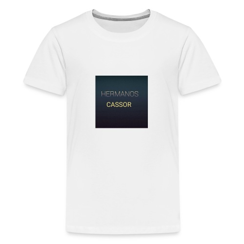 unnamed - Camiseta premium adolescente