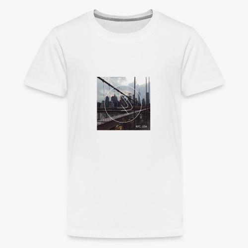 JiaLi NYC - T-shirt Premium Ado