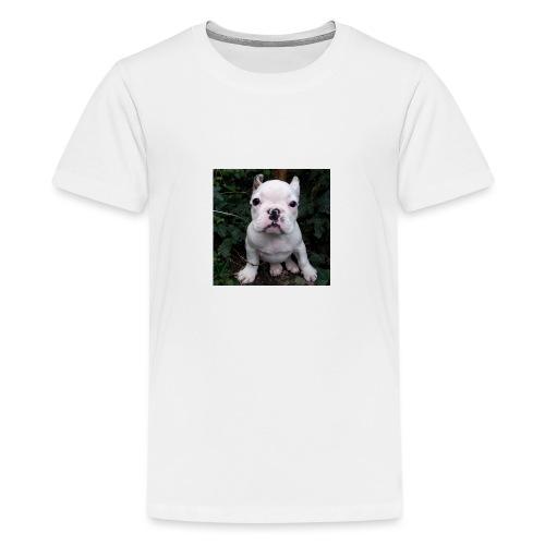 Billy Puppy 2 - Teenager Premium T-shirt