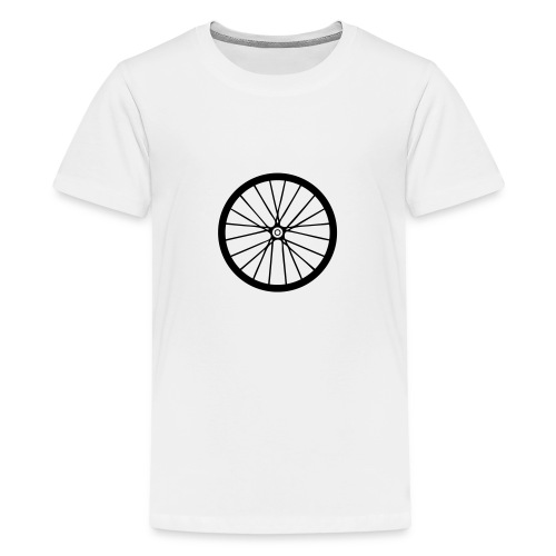 Laufrad - Teenager Premium T-Shirt