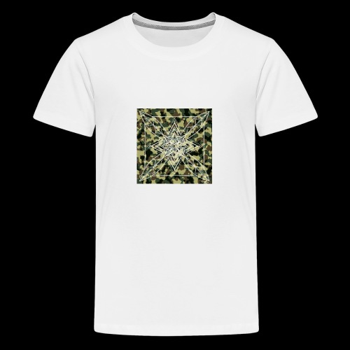 CamoDala - Teenage Premium T-Shirt
