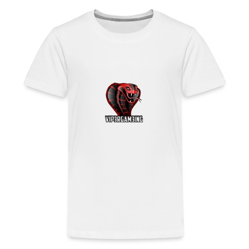 Red Vip3r - Teenage Premium T-Shirt