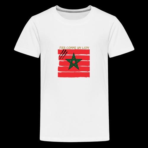 maroc - T-shirt Premium Ado
