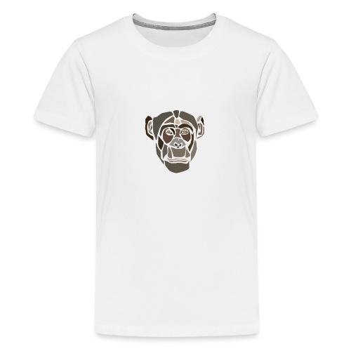 monkey-spread - T-shirt Premium Ado