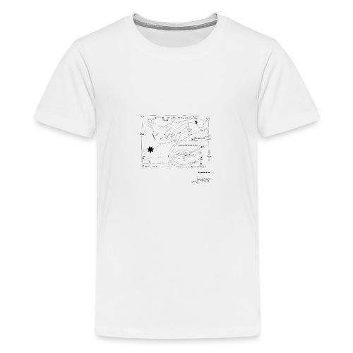 Recherche de vie By Joaquin - T-shirt Premium Ado
