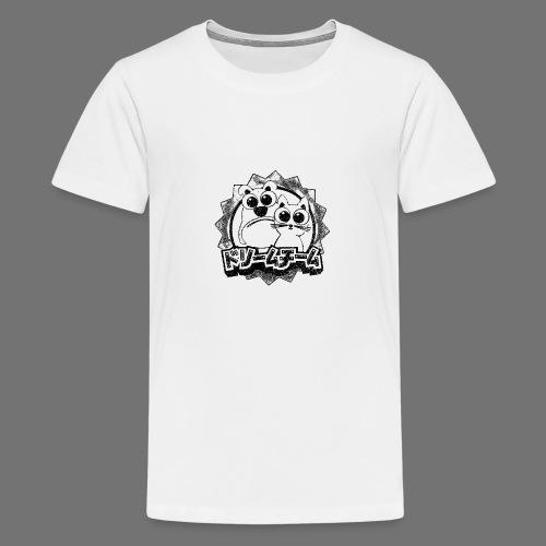Dream Team (1c black) - Teenage Premium T-Shirt