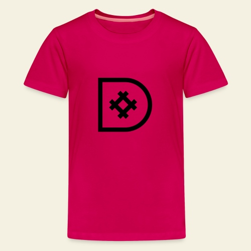 Icona de #ildazioètratto - Maglietta Premium per ragazzi